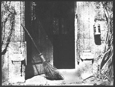 Henry William Fox Talbot, The Open Door, 1844