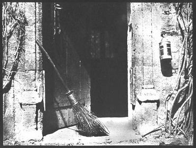 Henry William Fox Talbot, The Open Door, 1844