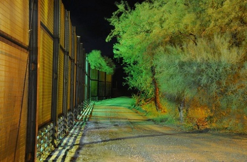 Glyph Hunter, US Mexico Border