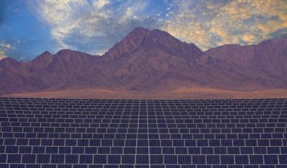 Wasco State Prison's new solar field