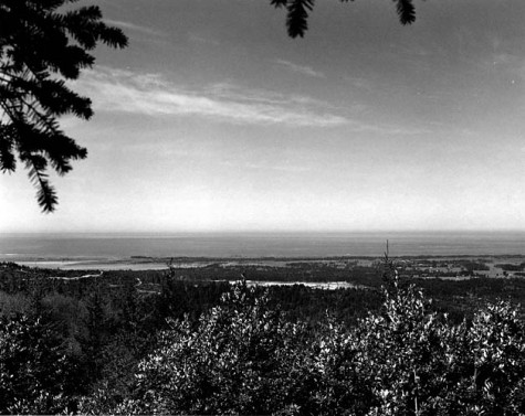 Room Without a View, Pelican Bay, California. Herman Krieger