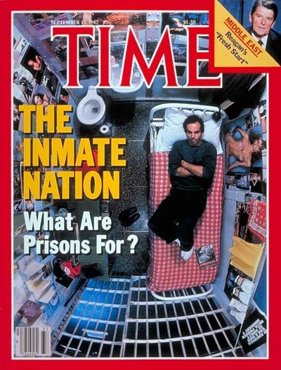Time Magazine Cover, September 1982