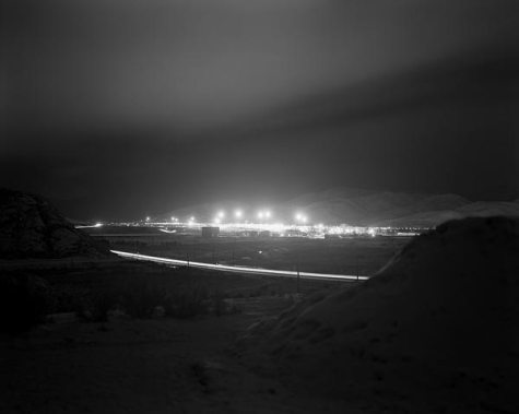 Carson City, Nevada, Death House, 2002. Gelatin silver print. Stephen Tourlentes