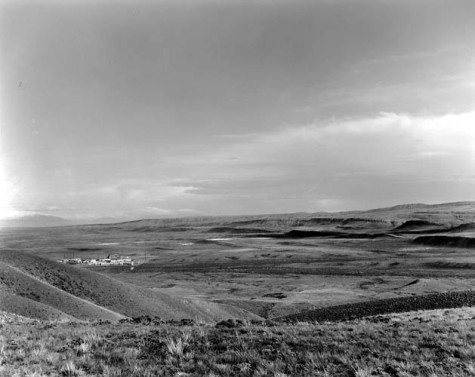 Over the Hill, New State Prison, Wyoming. Herman Krieger