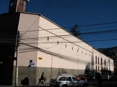 San Pedro Prison, La Paz. July 2008.