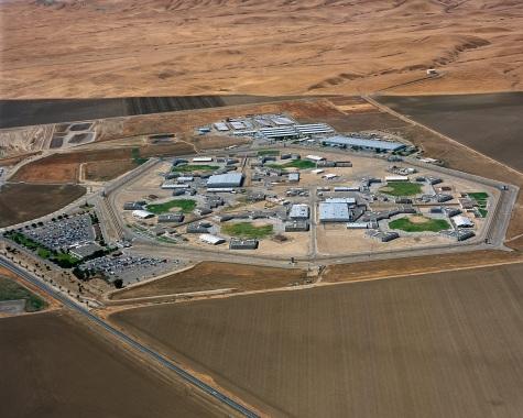 Avenal State Prison. Courtesy CDCR