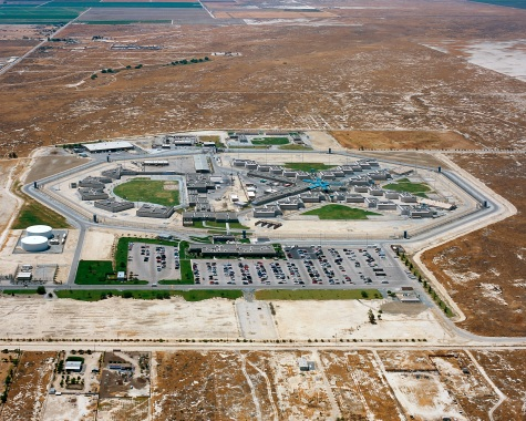 North Kern State Prison. Courtesy CDCR