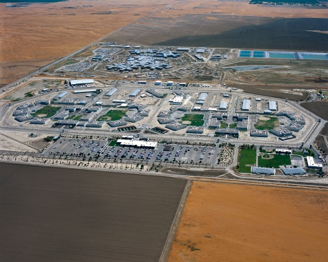 Pleasant Valley State Prison. Courtesy CDCR