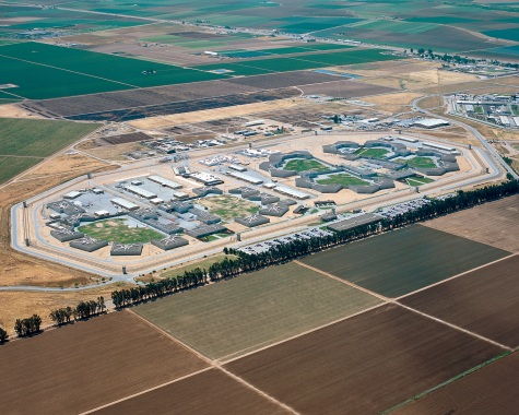 Salinas Valley State Prison. Courtesy CDCR