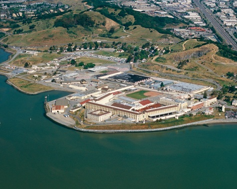 San Quentin. Courtesy CDCR
