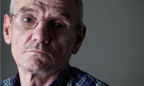 'I miss the prison crowds' ... Sean Hodgson. Photograph: David Levene/Guardian