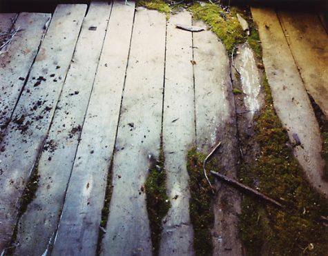 Kolyma (Floor), 2002. © Anna Shteynshleyger