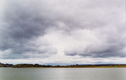 Untitled (Perm Clouds), 2002 © Anna Shteynshleyger