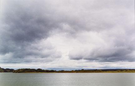 Untitled (Perm Clouds), 2002 © Anna Shteynshleyger
