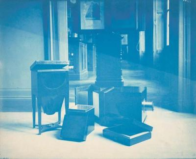 Samuel F. B. Morse's Daguerreotype Equipment, by Thomas Smillie, 1888, Smithsonian Institution Archives