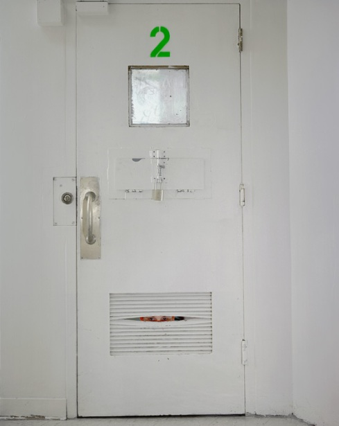 Door 2, Intensive Management Unit, Green Hill, 2000