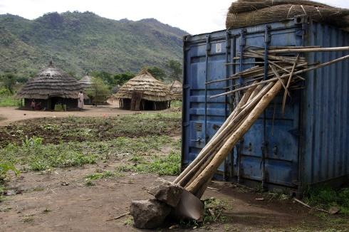 McKulka Tim - Sudanese Detention Facility. UNMIS