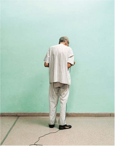 "Self-Portrait by Mario, Ren Vallejo Psychiatric Hospital, Cuba. (c-type print 12"" x 16"", 2033)"