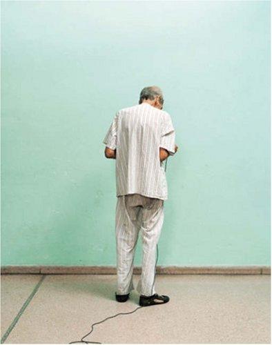 "Self-Portrait by Mario, Ren Vallejo Psychiatric Hospital, Cuba. (c-type print 12"" x 16"", 2033)"