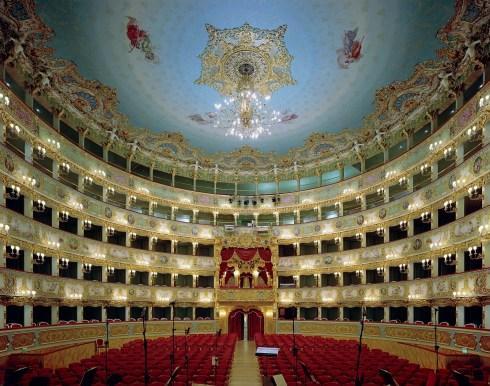 La Fenice, Venice, Italy, 2008.