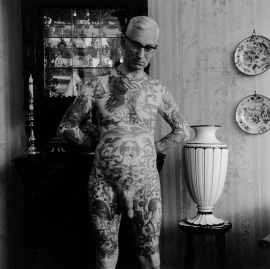 Herbert Hoffman's Tattoos AND Photography