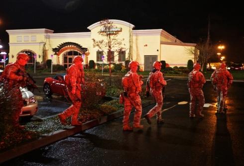 Clackamas Mall Shooting