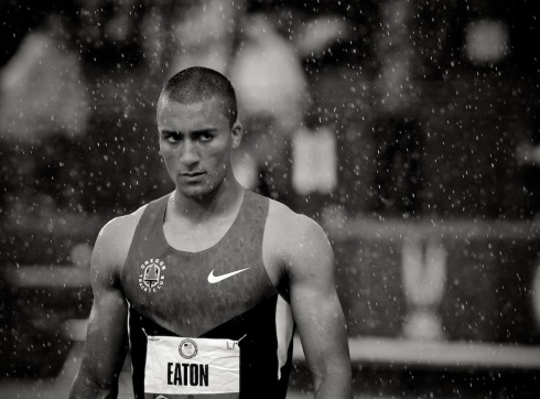 Day two of the Olympic Team Trials at Hayward Field, in Eugene, Oregon