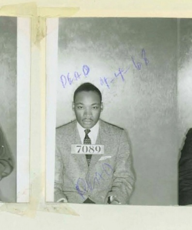 Martin Luther King | Prison Photography