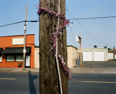 Lisa Gidley. NE 42nd Avenue near Sumner Street, September 2011 copy