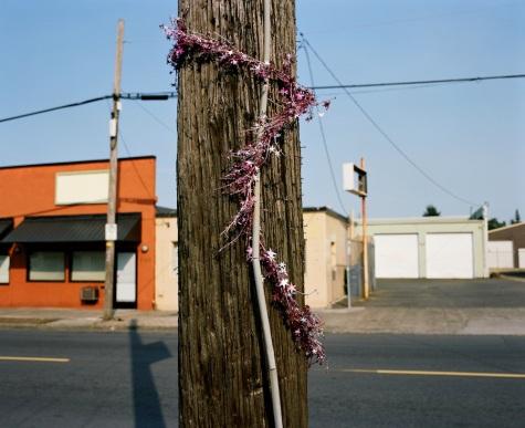 Lisa Gidley. NE 42nd Avenue near Sumner Street, September 2011 copy