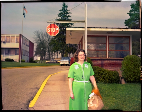 Female counselor at Ionia Prison