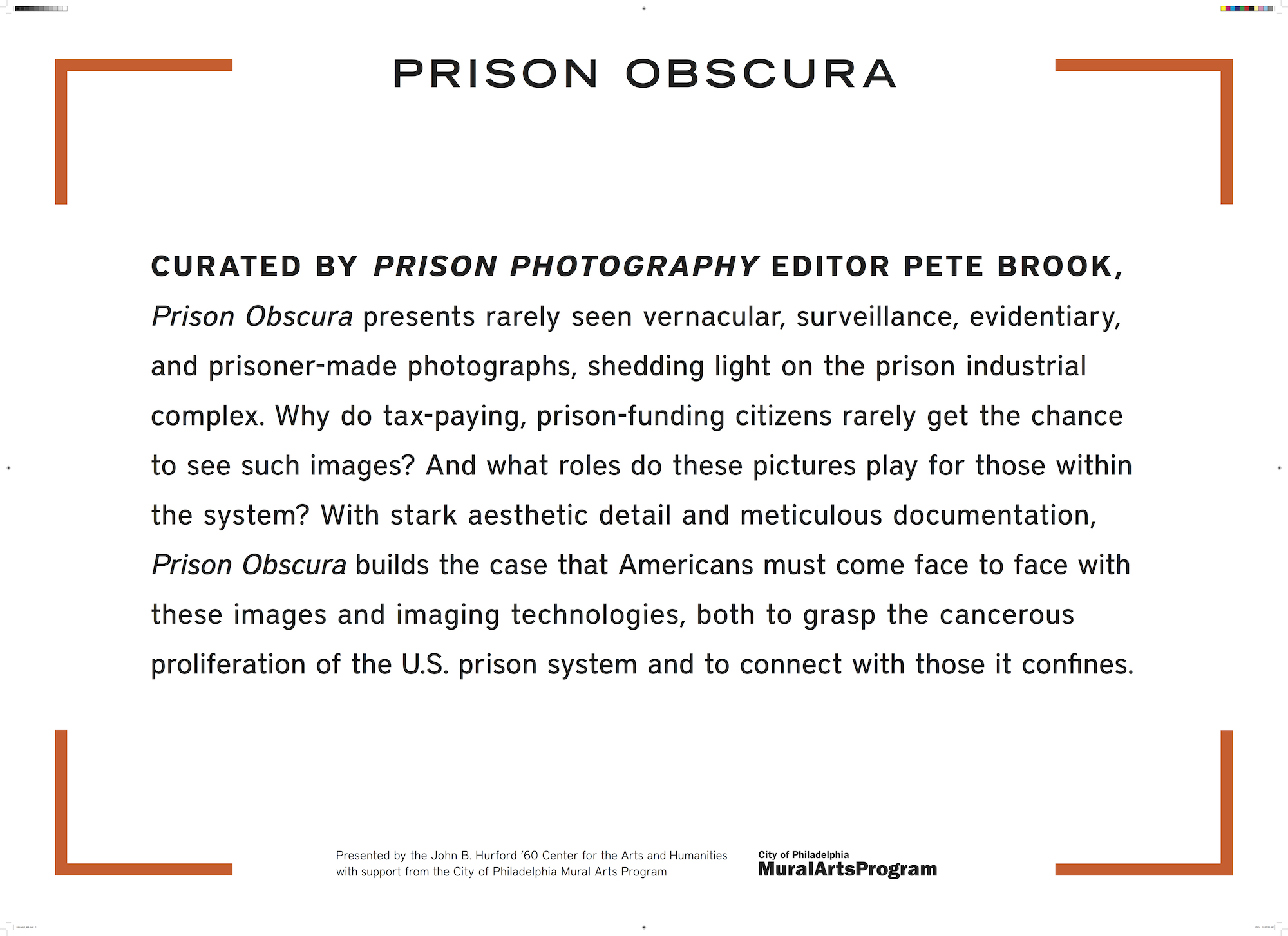 kristen s wilkins prison photography prisonobscura intro vinyl ma copy graphic design