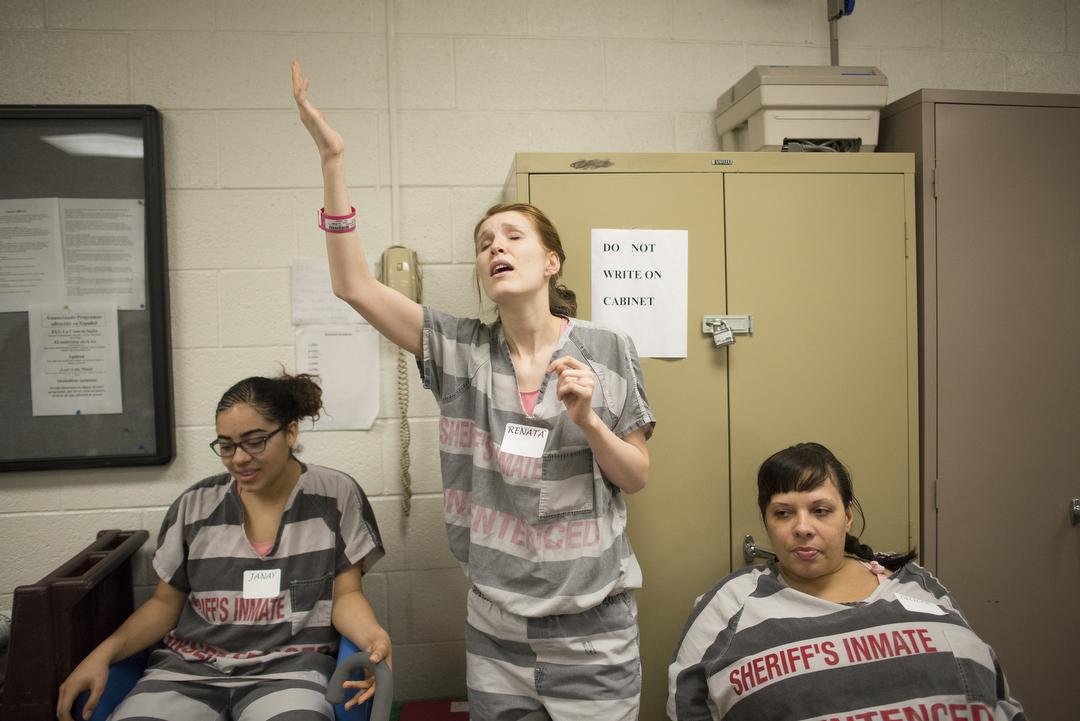 Aaron Lavinsky  sc 1 st  Prison Photography & Estrella Jail | Prison Photography