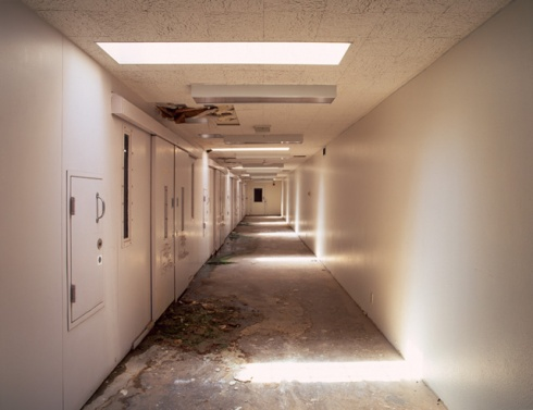 Psychiatric Ward, Penitentiary New Mexico, Santa Fe, NM, #3 (2009)