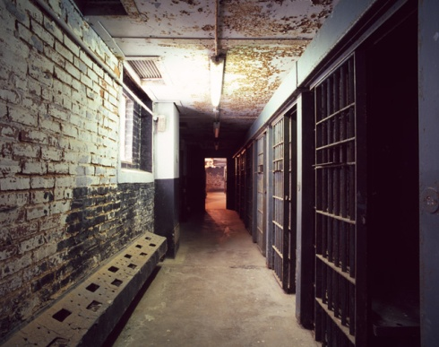 Isolation Block, Mansfield State Reformatory, Mansfield, OH, #11 (2011)