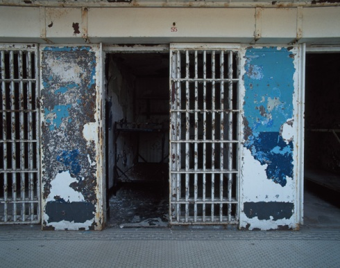 Cells, Housing Unit 3, Missouri State Penitentiary, #8 (2012)