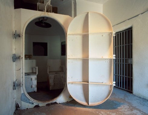 Gas Chamber With Two Chairs, Missouri State Penitentiary, #5 (2012)
