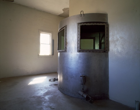 Gas Chamber, Wyoming Frontier Prison, #2 (2007)