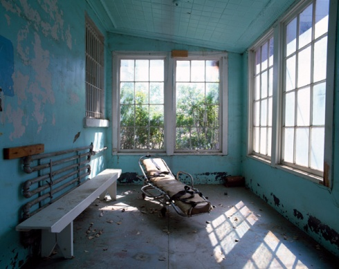 Sun Room, Wyoming Frontier Prison (2007)