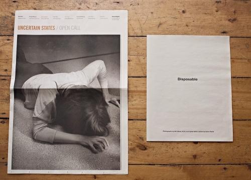 Disposable Newsprint