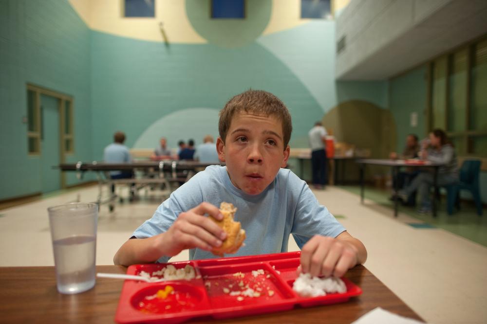 Juvenile Detention | Prison Photography