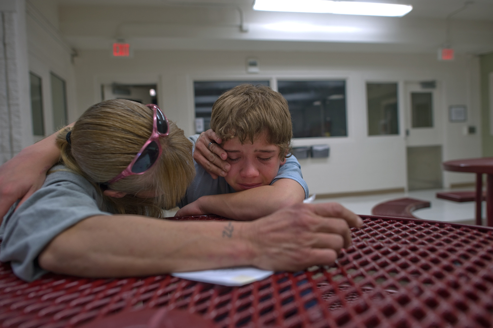 My life at the indiana juvenile detention center