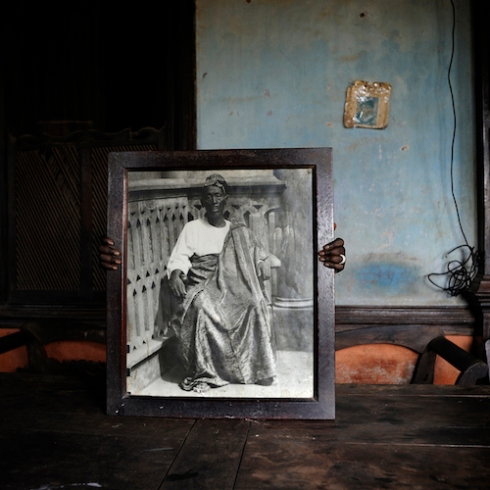Portrait of David GODONOU DOSSOU, Porto Novo