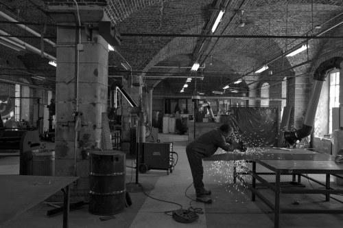 Supervisor,  metal workshop