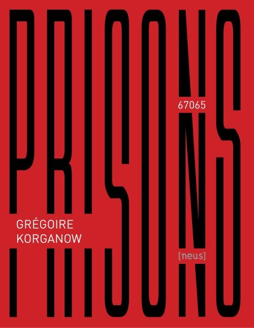 Couv Korganow PRISONS 67065