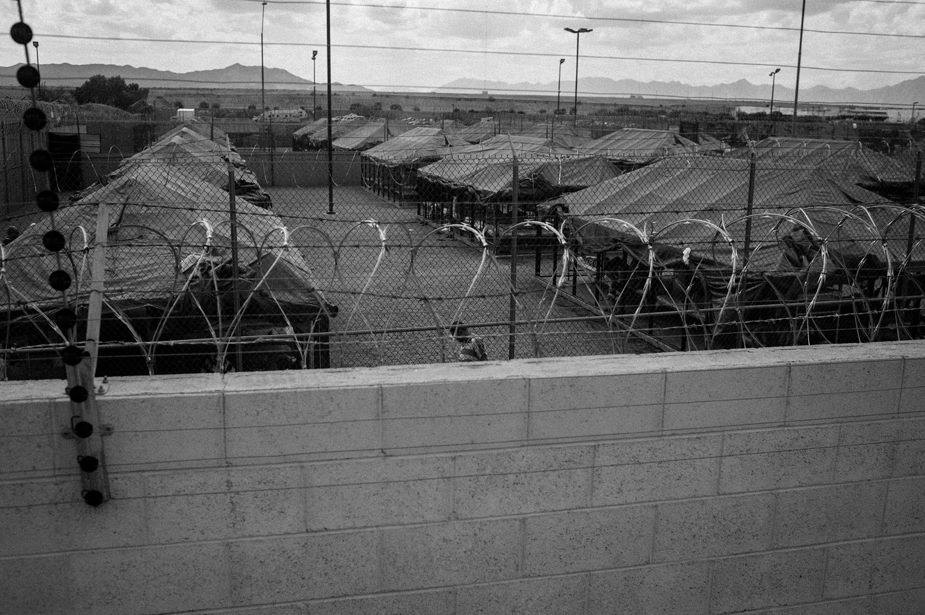 Prison-1 & Tent City | Prison Photography