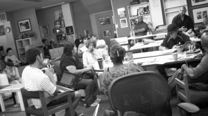(A participatory defense meeting from 2009 at Silicon Valley De-Bug
