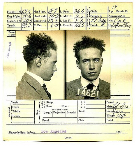 In The Digital Age Are Mugshots As Much For Us As They Are
