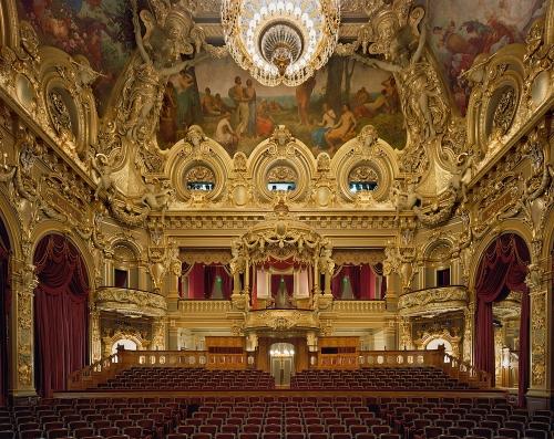 Opéra de Monte-Carlo, Monte Carlo, Monaco 2009 David Leventi