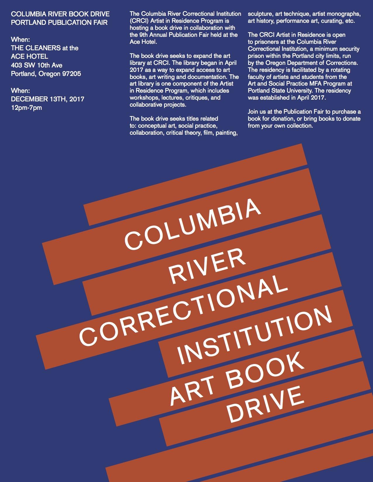 Making an Art Book Library at an Oregon Prison  sc 1 st  Prison Photography & Eye on PDX | Prison Photography